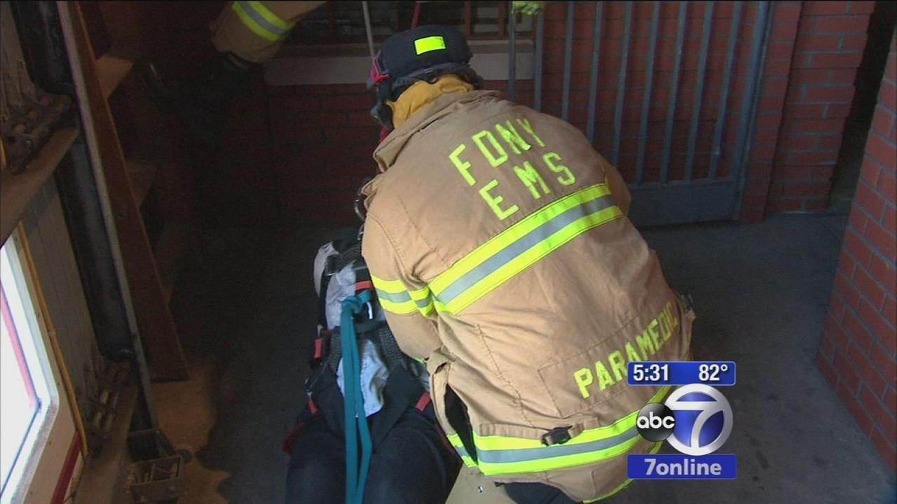 Firefighters show sings of MRSA at training facility