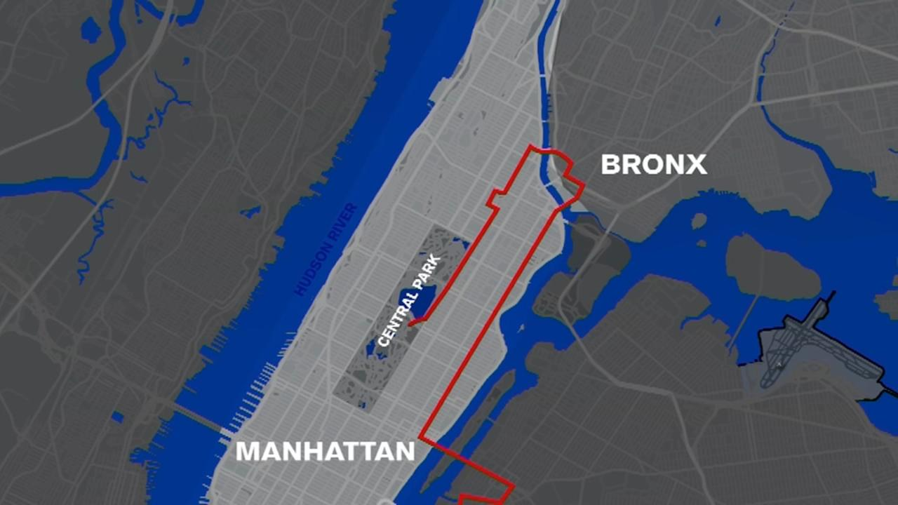 Miles 25 and 26: The home stretch in the TCS New York City Marathon