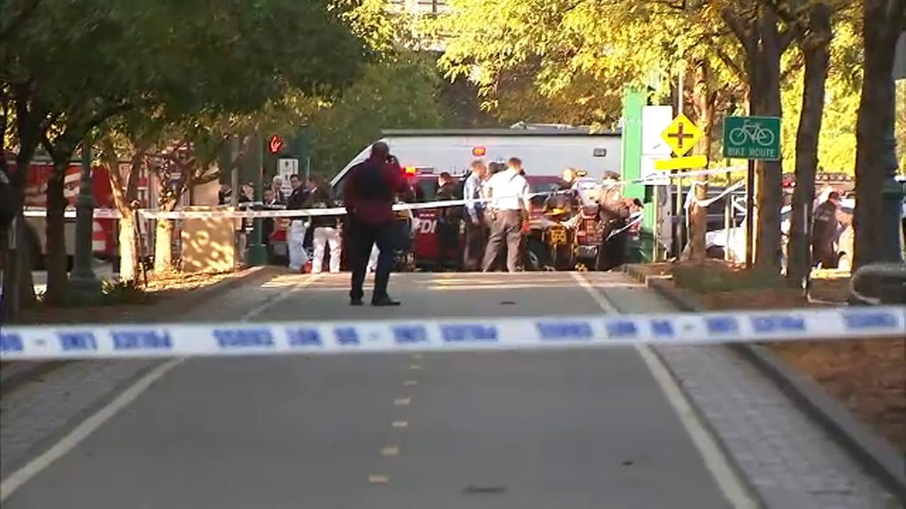 Witnesses describe terrifying scene after bike path attack in Lower Manhattan
