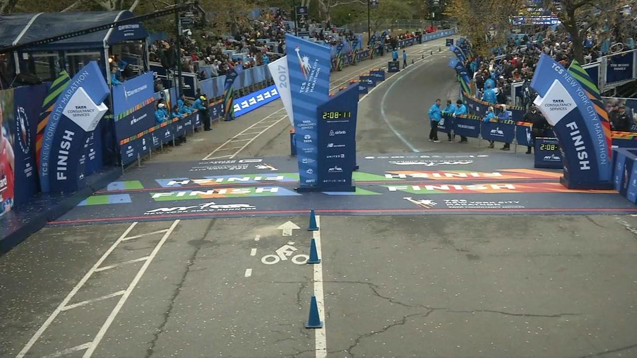 Find Your Finish Live - See Finishers from 11:30 am through 11:45 am
