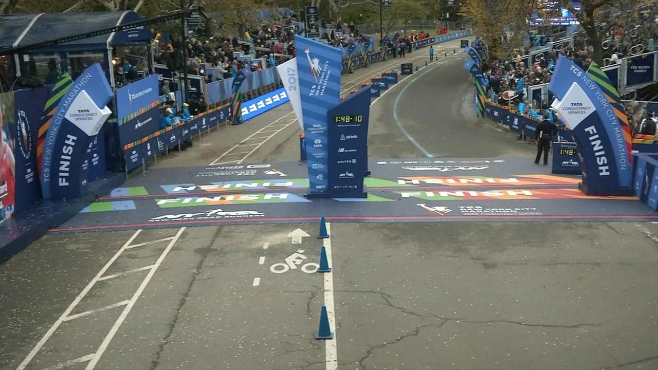 Find Your Finish Live - See Finishers from 11:10 am through 11:30 am