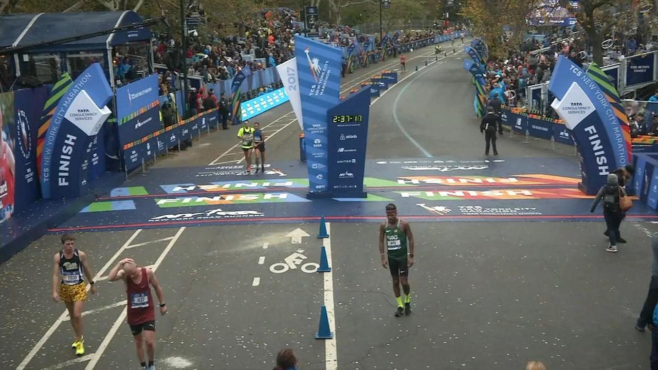 Find Your Finish Live - See Finishers from 12:30 pm through 12:45 pm