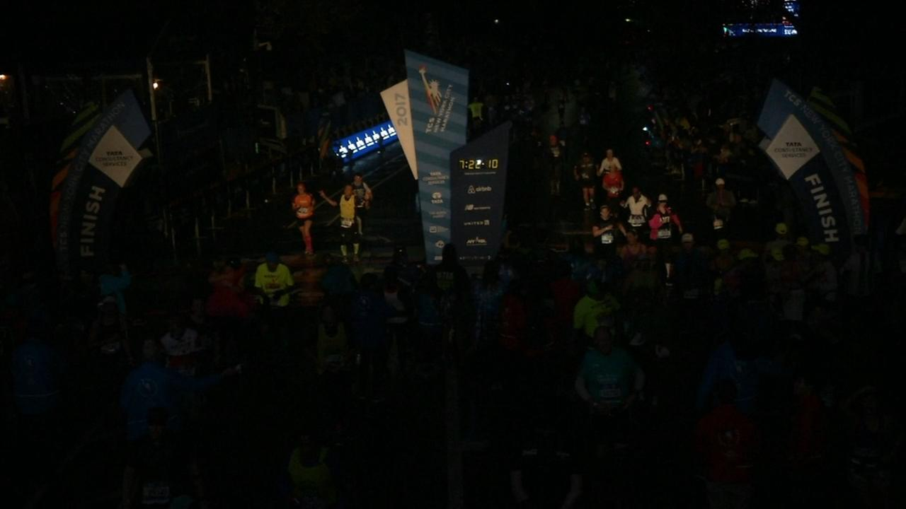 Find Your Finish Live - See Finishers from 5:15 pm through 5:30 pm