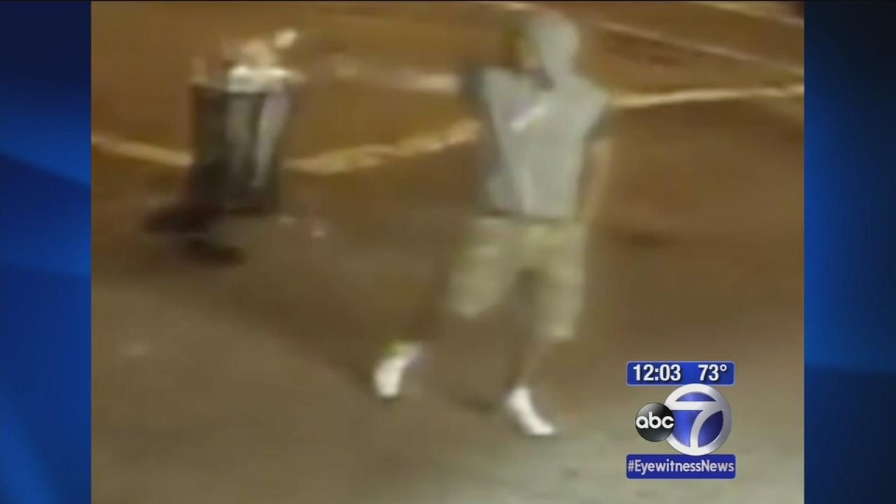 Suspect in fatal shooting outside deli caught on camera
