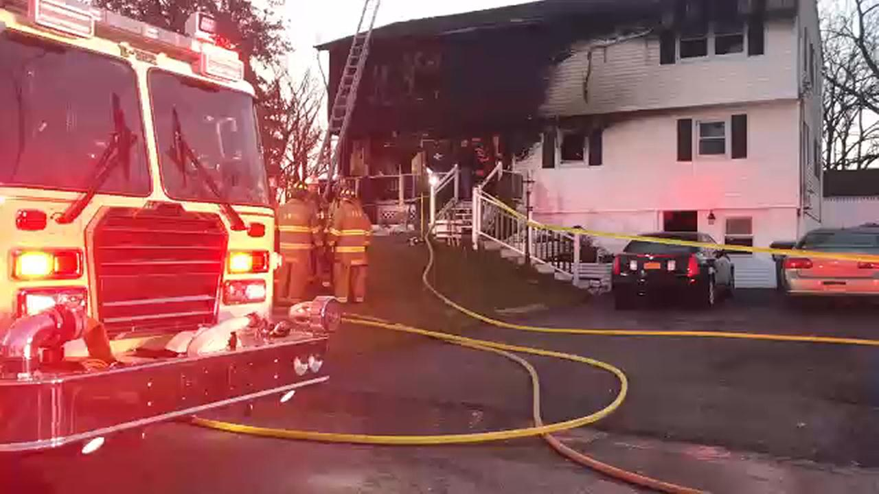 Woman dies after Newburgh fire that also killed 2-year-old boy