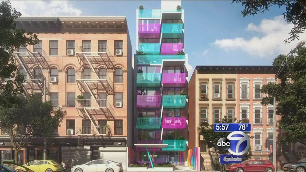 East Harlem building plans causing controversy