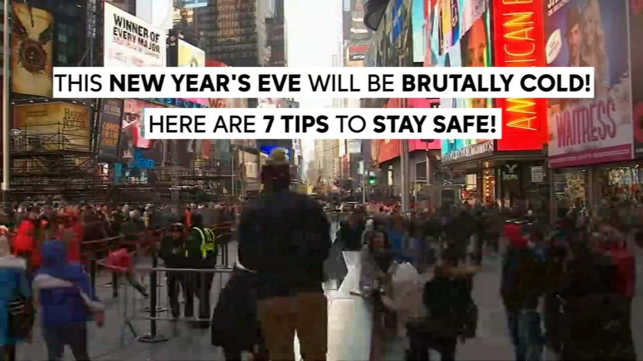 7 tips to stay safe on New Years Eve