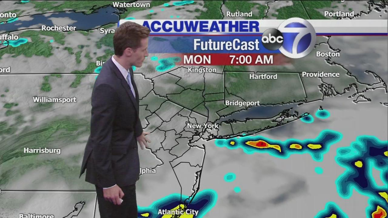 Wakeup Weather: What to expect Labor Day