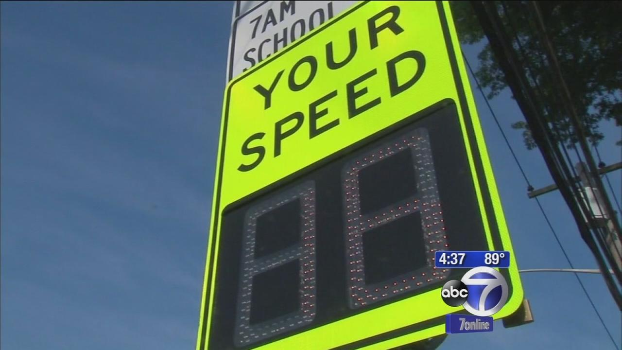 Speed cameras in Nassau County school zones
