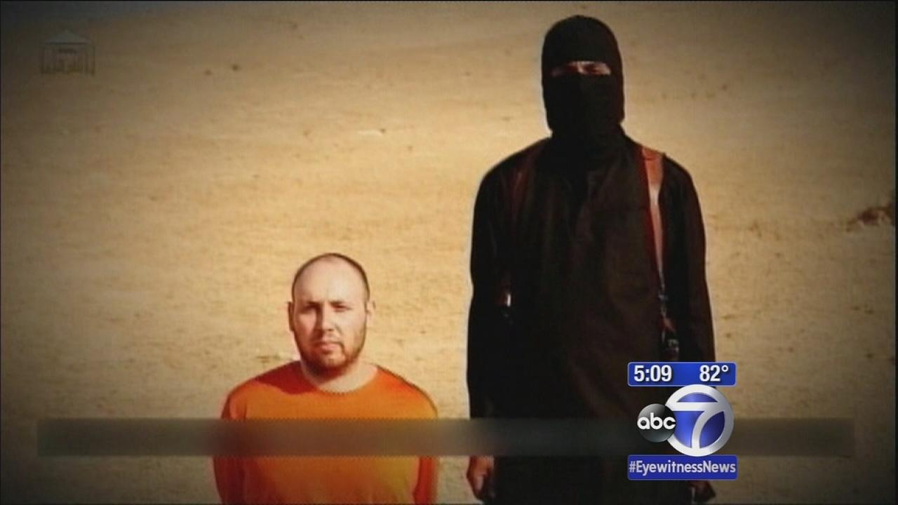 US confirms authenticity of video showing beheading of US journalist