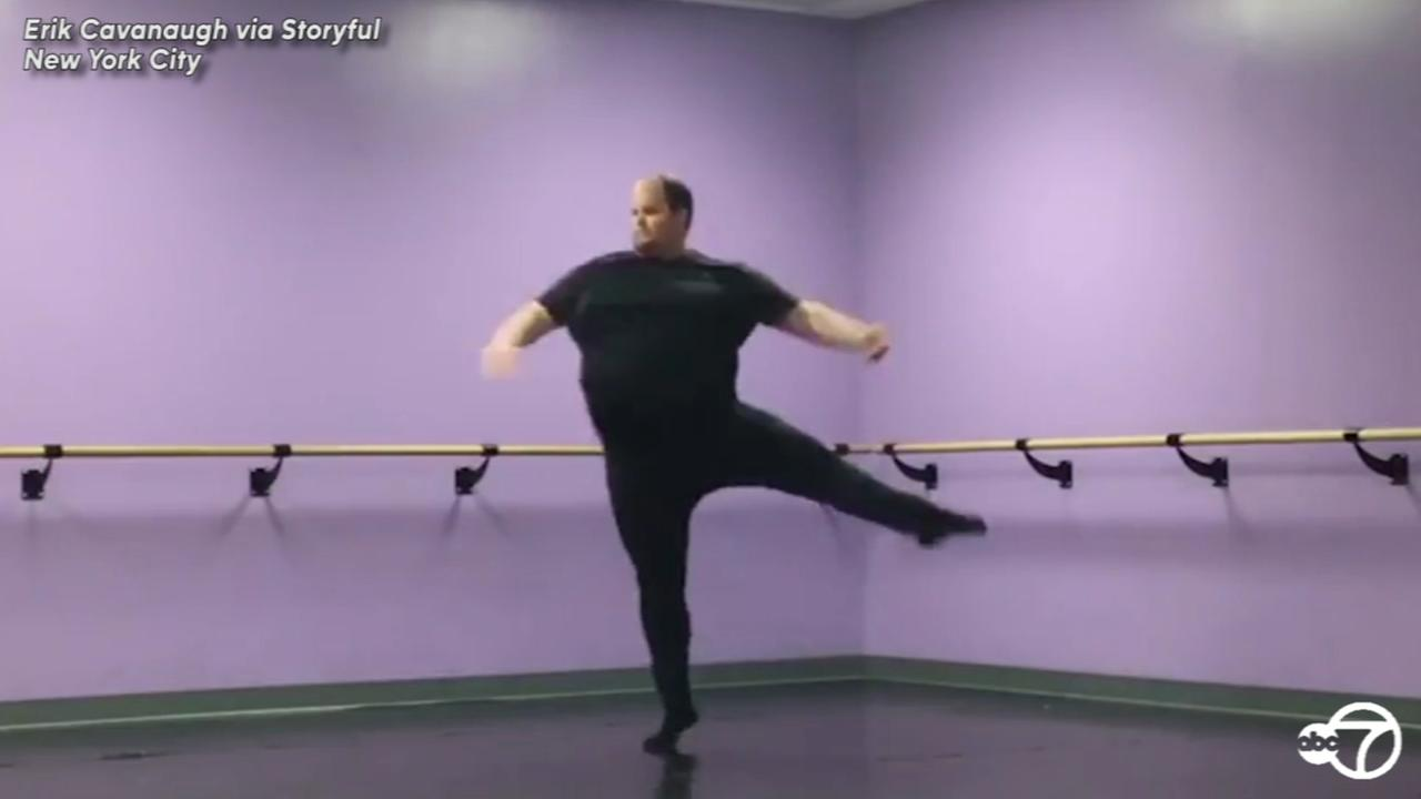WATCH: New York City dancer takes internet by storm