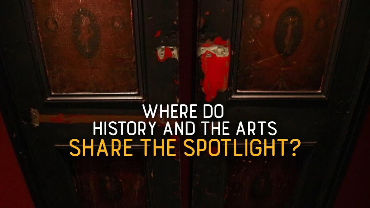 Secrets of the Sondheim Theatre