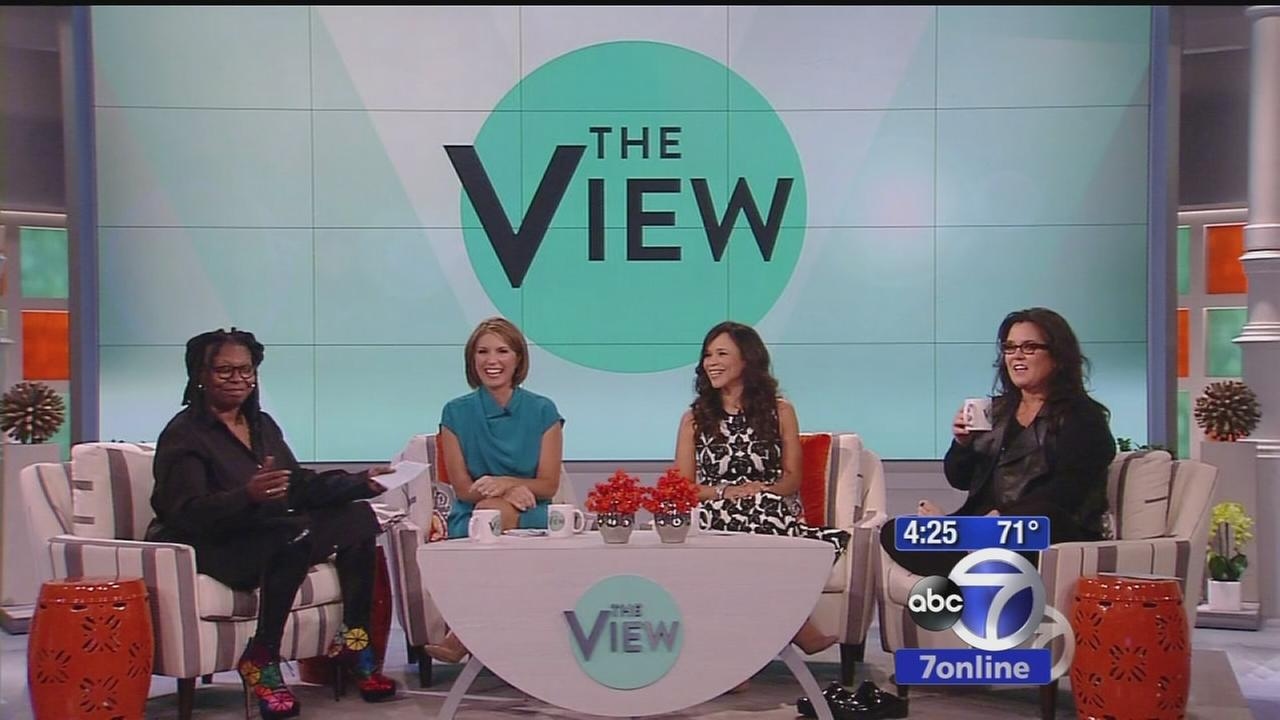 The View kicks off new era