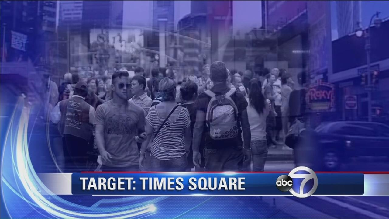 ISIS blog targets Times Square