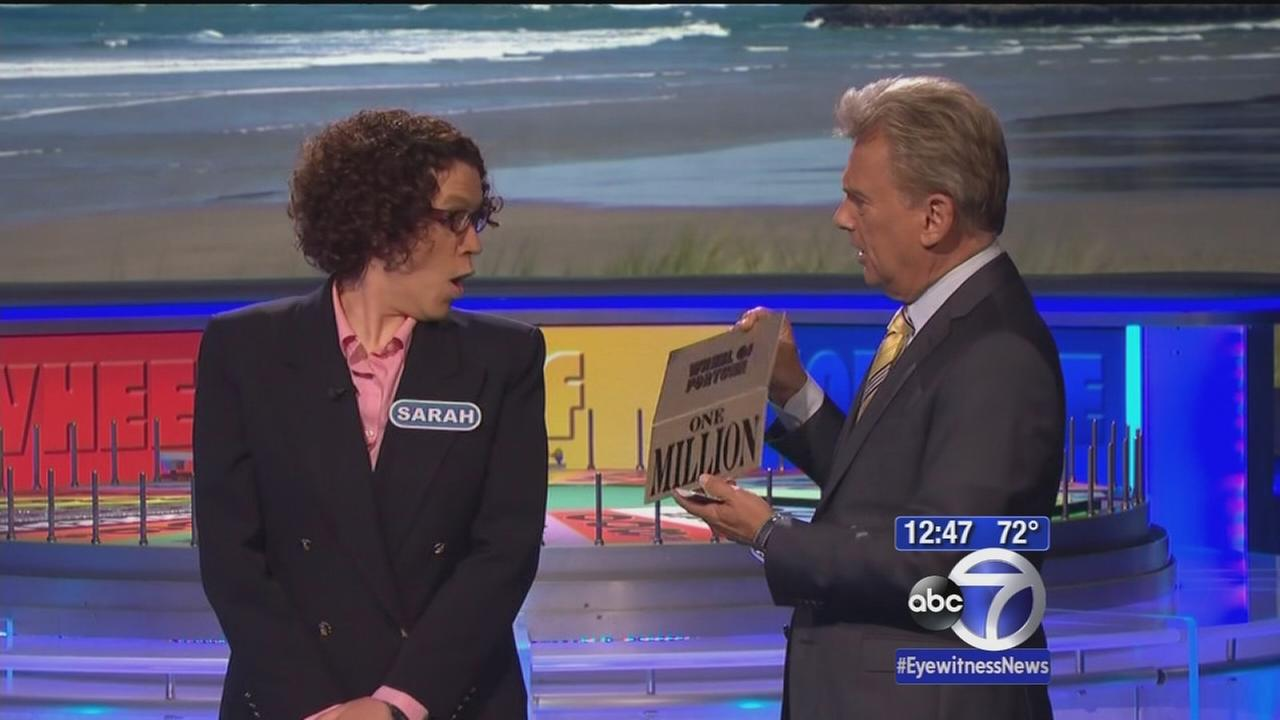 Math teacher wins the big prize on Wheel of Fortune