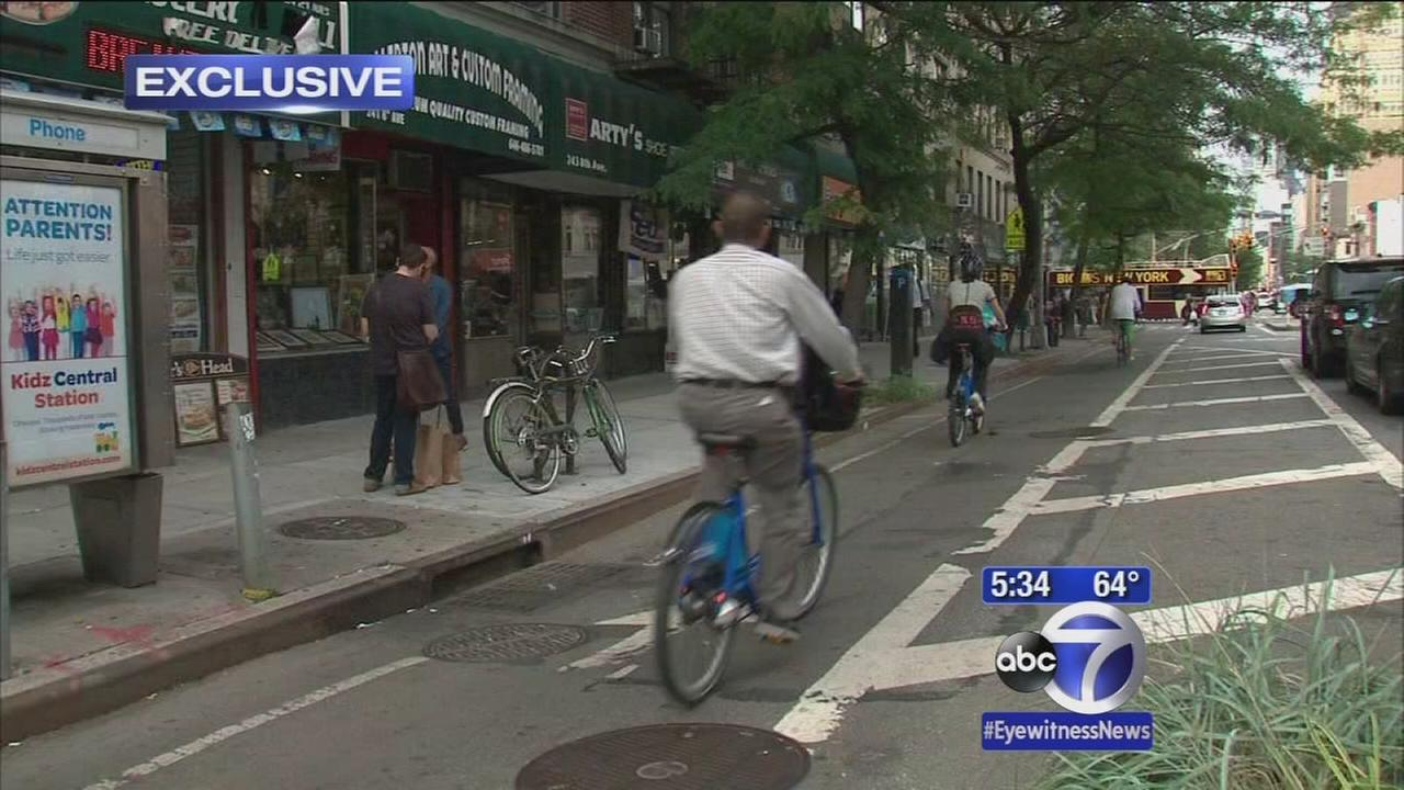 NYC Chief of Transportation admits bike lane numbers dont add up