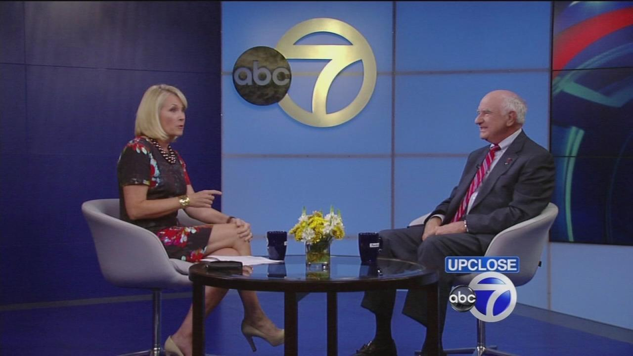 Up Close: New Port Authority chairman