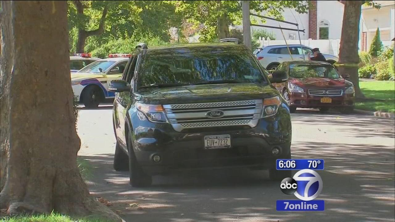Suffolk County officer critically injured during traffic stop