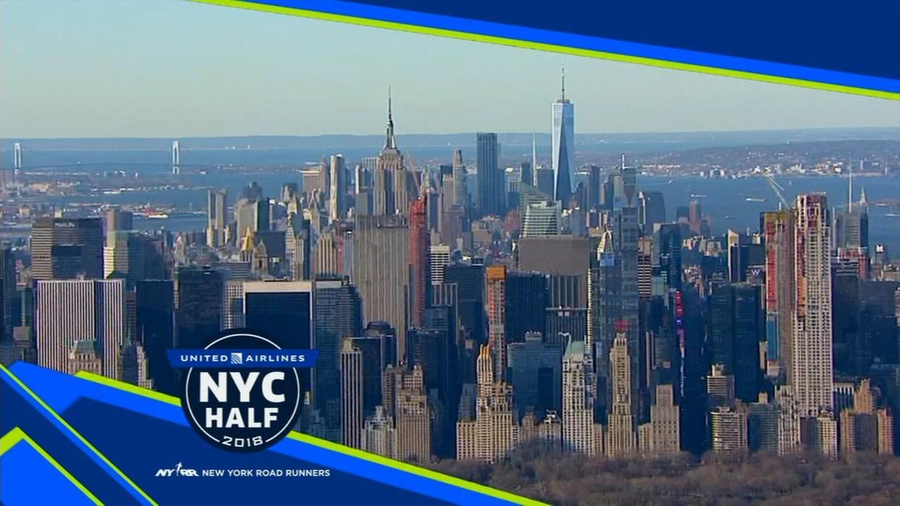 2018 NYC Half: Part 9