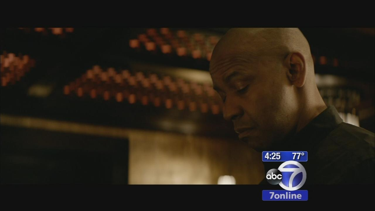 Sandy Kenyon review: The Equalizer