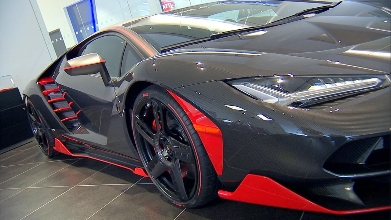 4 million dollar lamborghini centenario