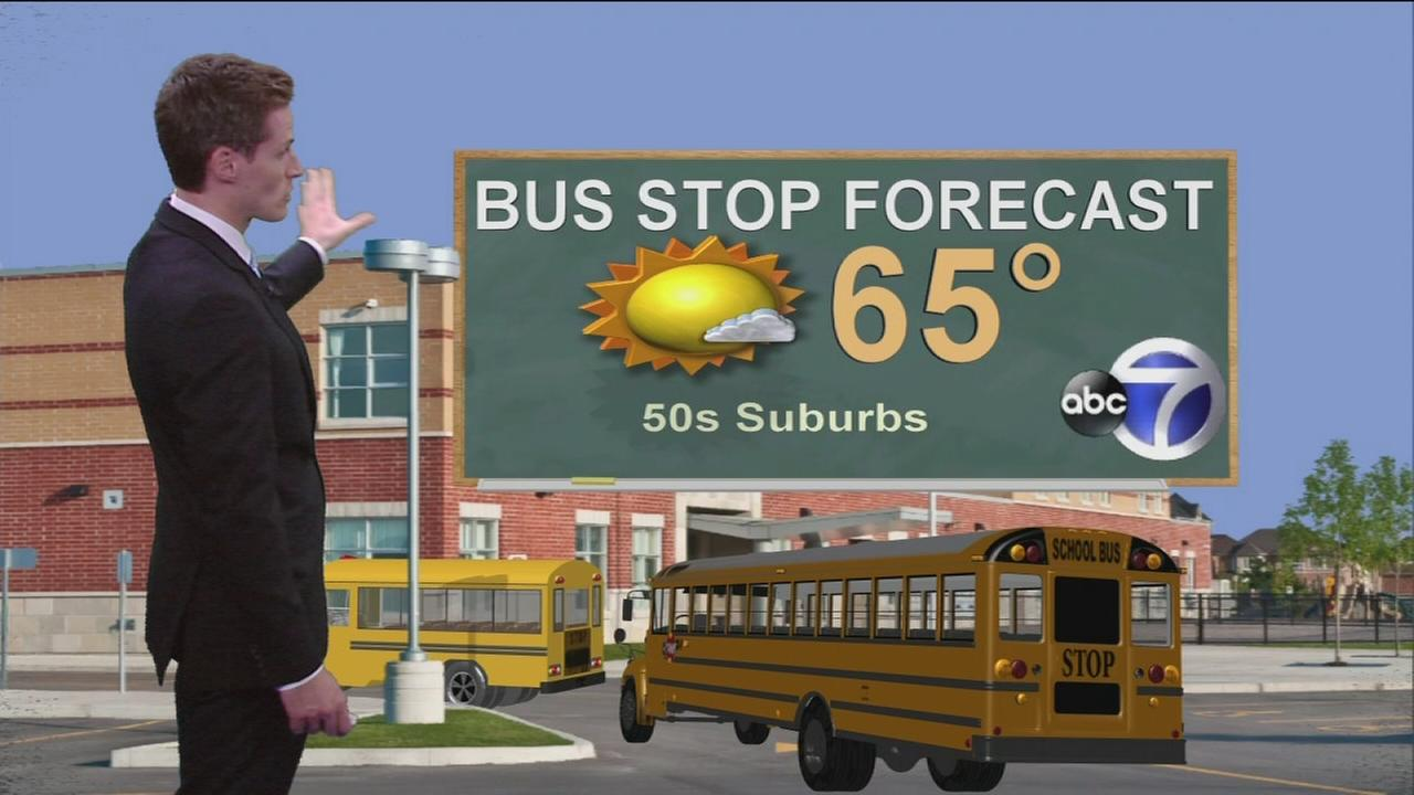 Wakeup Weather: What to expect on Monday