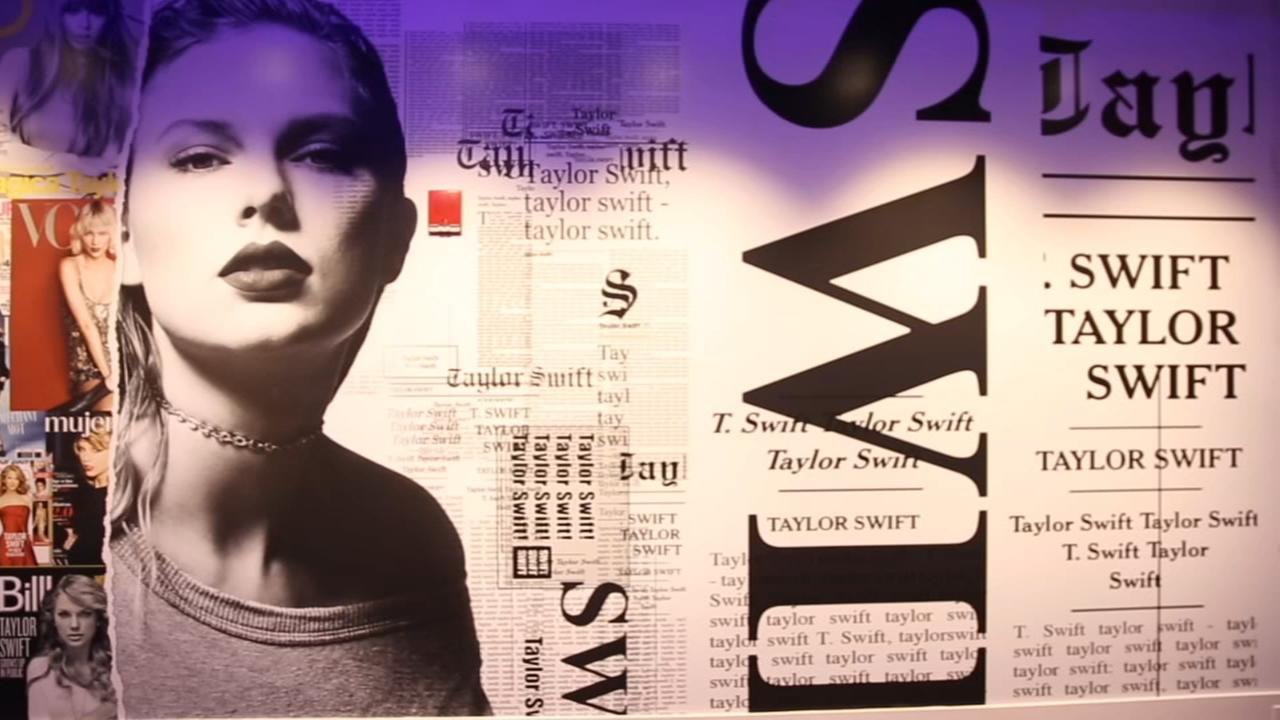 Taylor Swift fans - dont miss the dazzling new exhibit that just opened in Newark