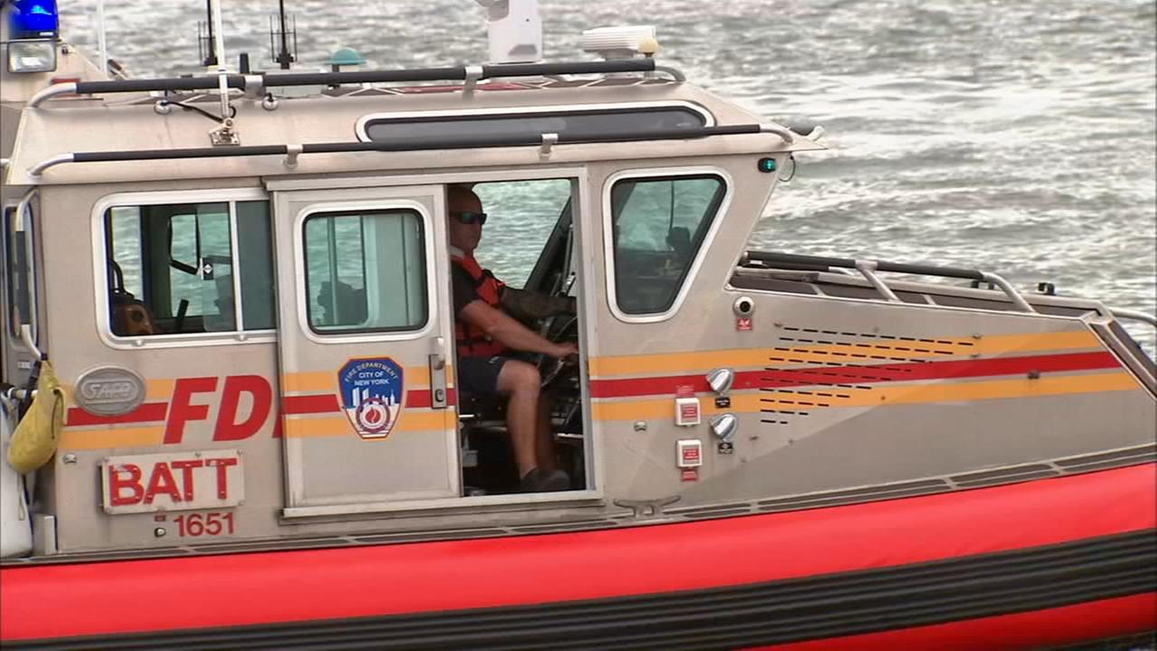 EXCLUSIVE: New technology and vessels helps FDNY save lives on the water