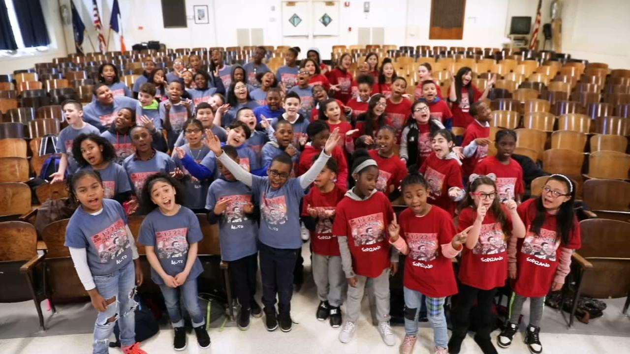 PS22 Chorus of fifth graders from Staten Island creates worldwide buzz with vocals