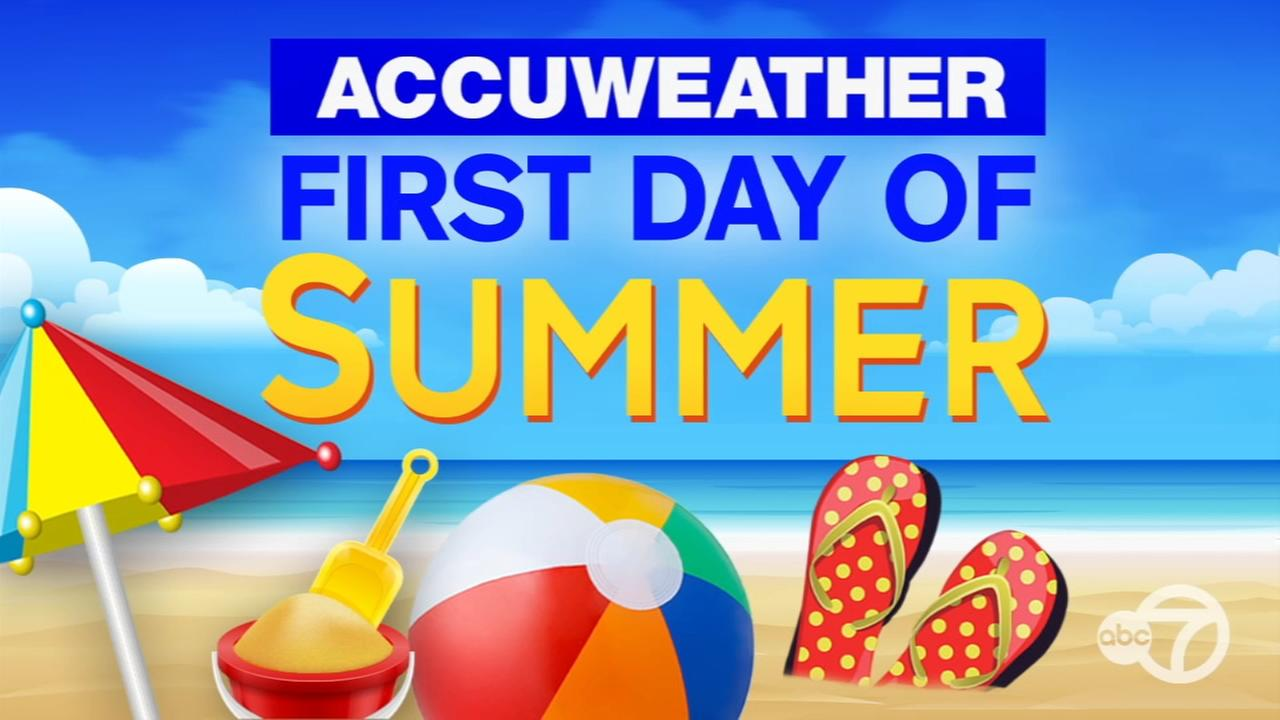 AccuWeather: Meteorologist Jeff Smith breaks down what to expect this summer