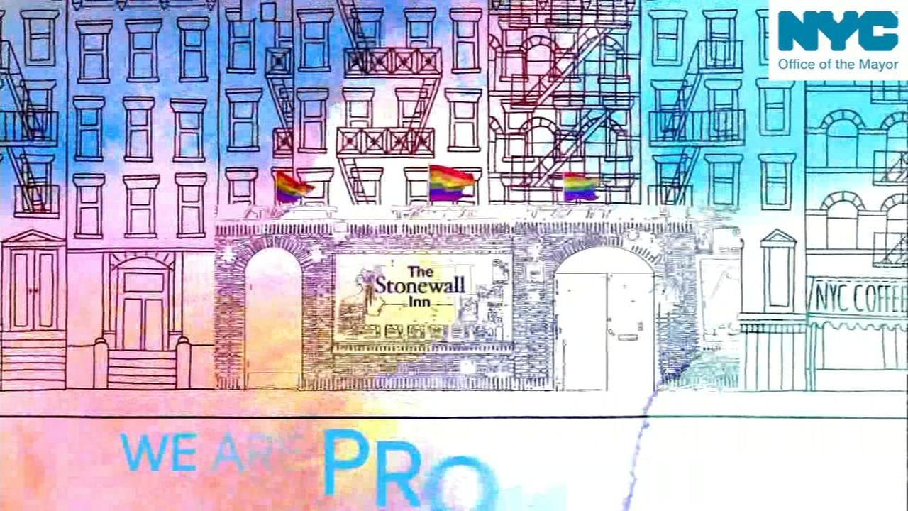 2018 NYC Pride March: Part 5