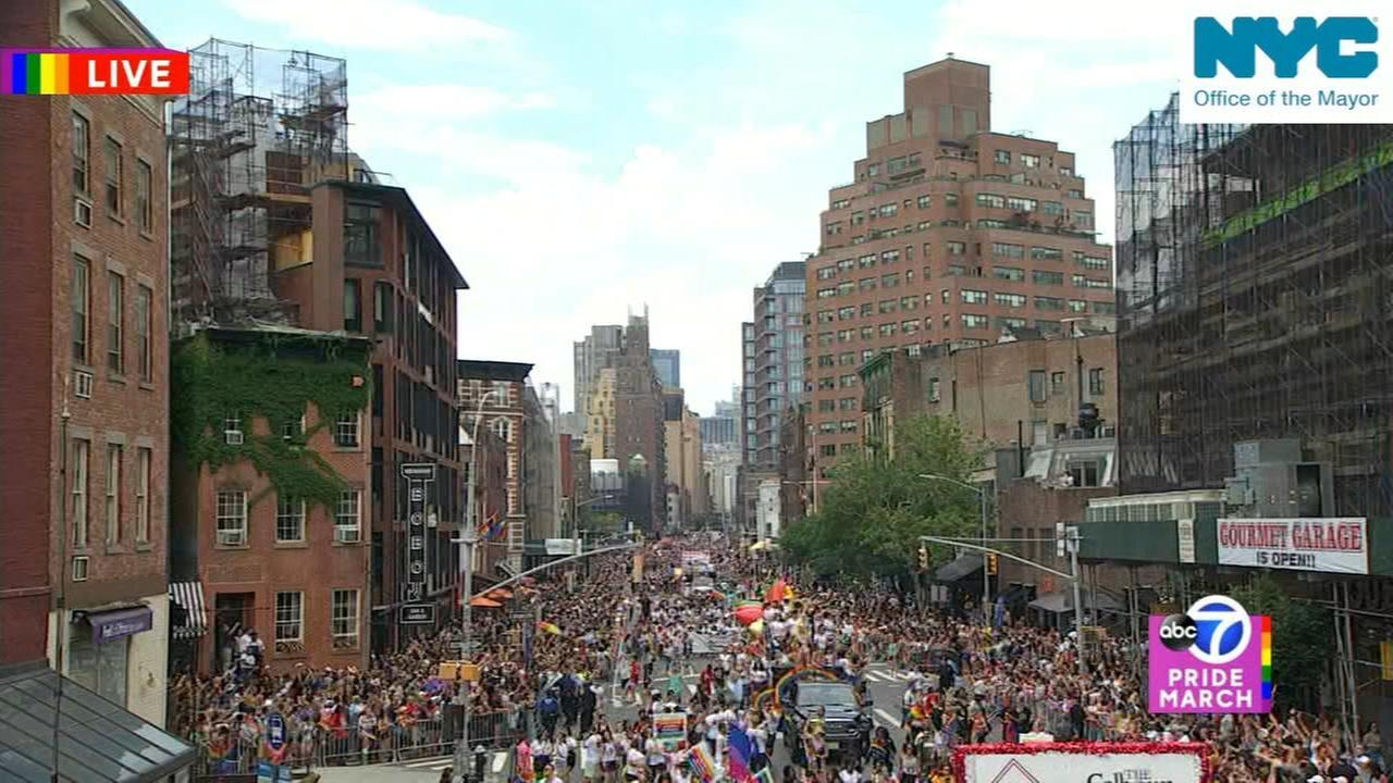 2018 NYC Pride March: Part 7