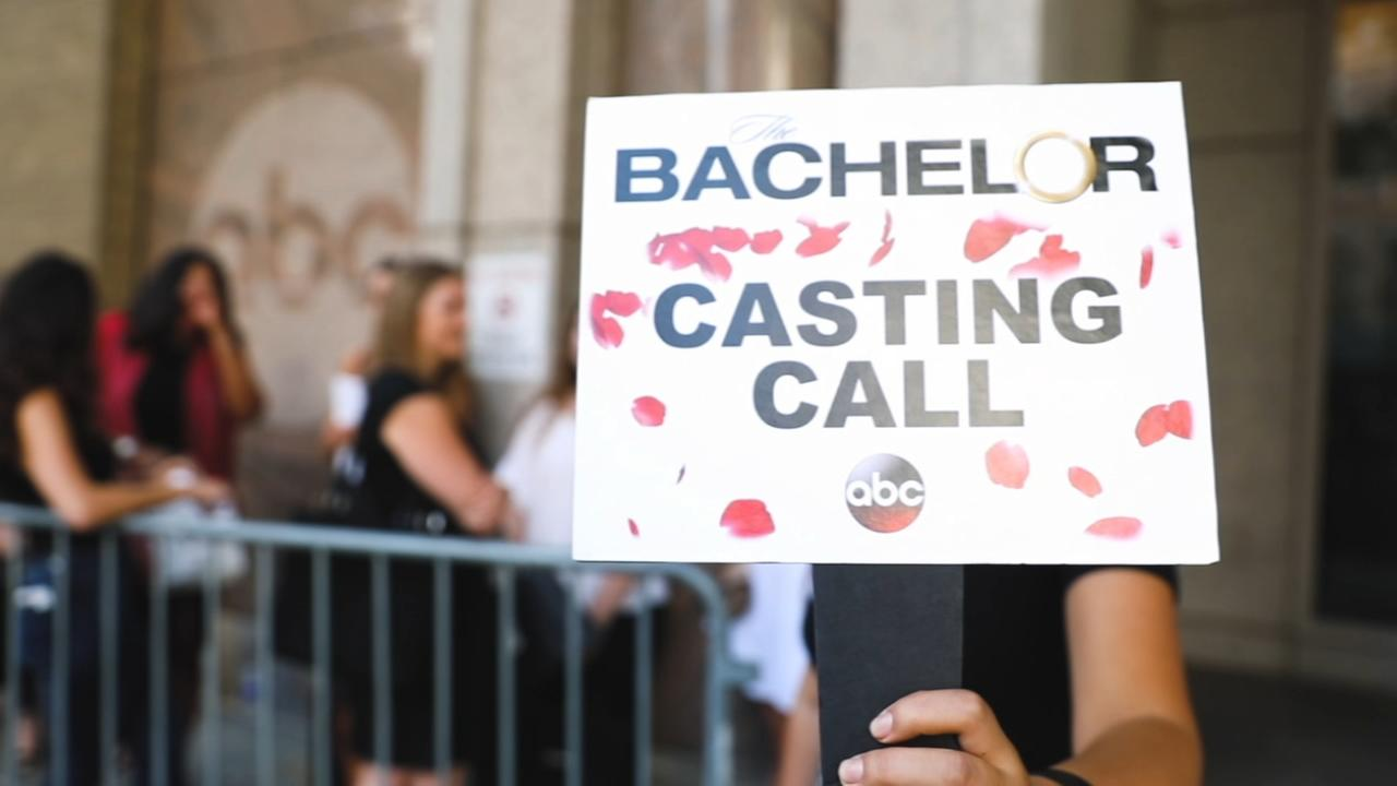 New York City singles line up for ABCs The Bachelor auditions