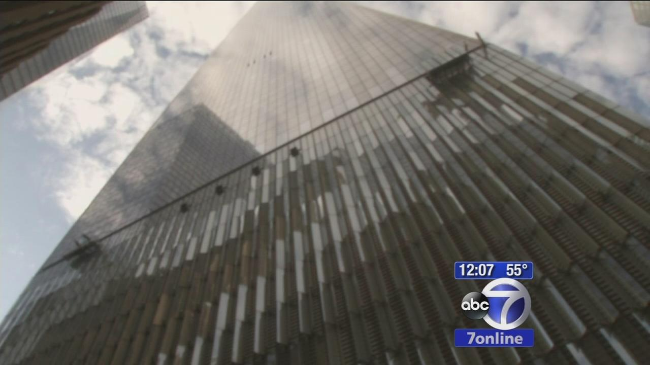 World Trade Center reopens for business 13 years after 9/11