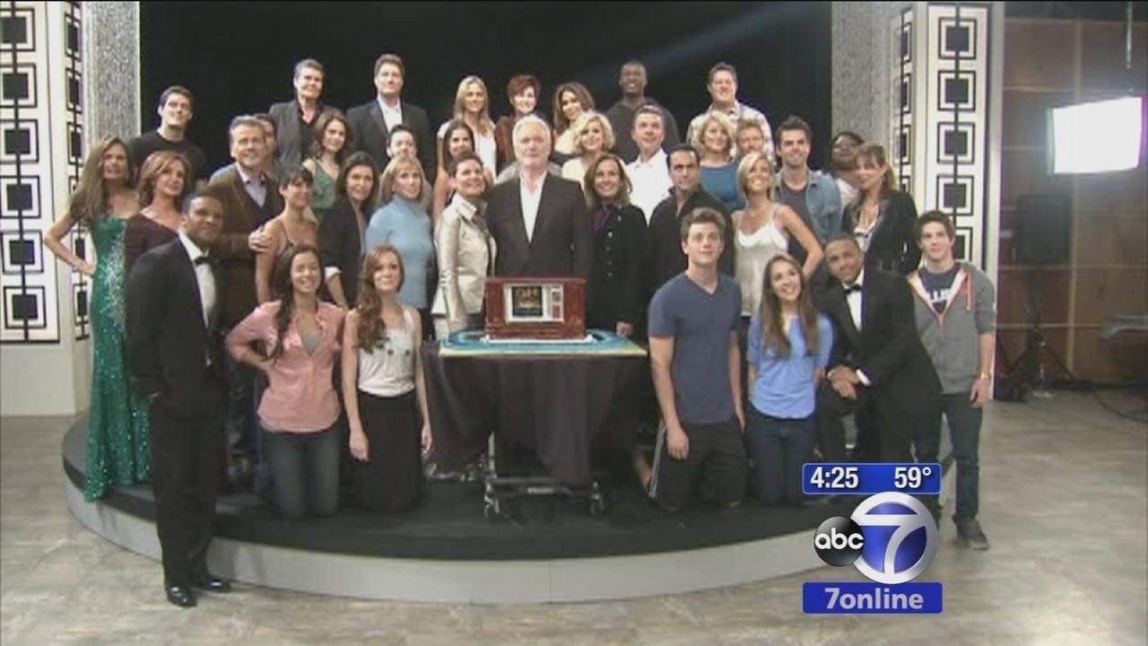 General Hospital celebrates 50 years on TV