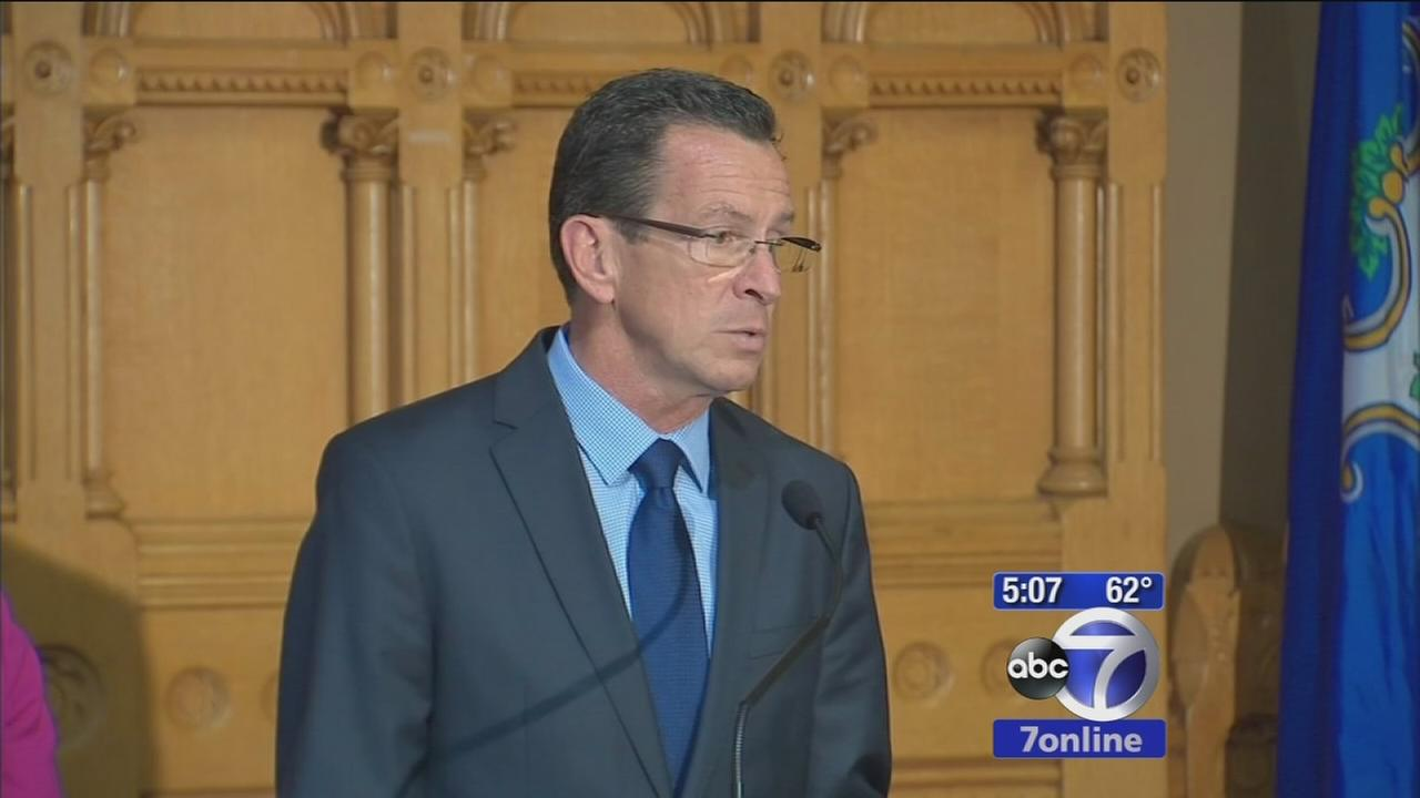 Foley concedes to Malloy in Conn. governors race