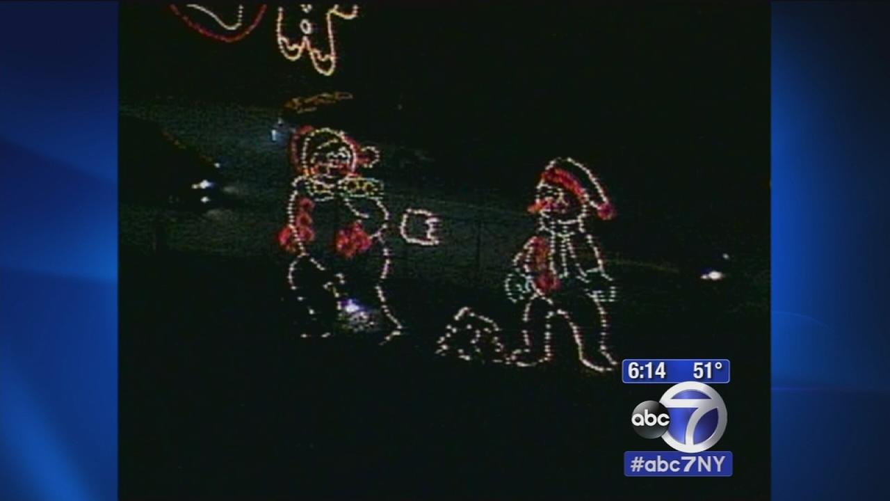 holiday lights spectacular returning to jones beach for 1st time since 2007 abc7nycom - Jones Beach Christmas Light Show