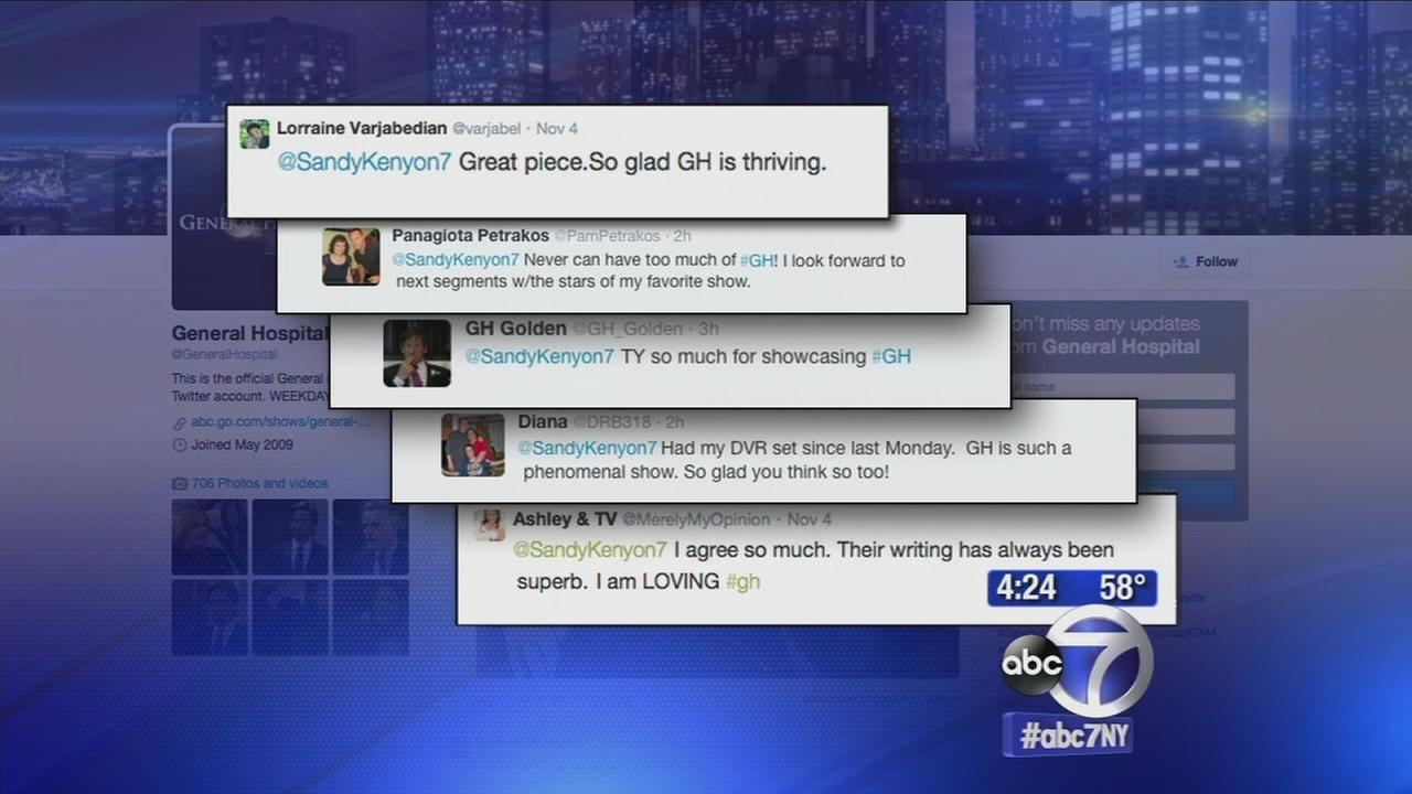 How social media has changed how General Hospital interacts with fans