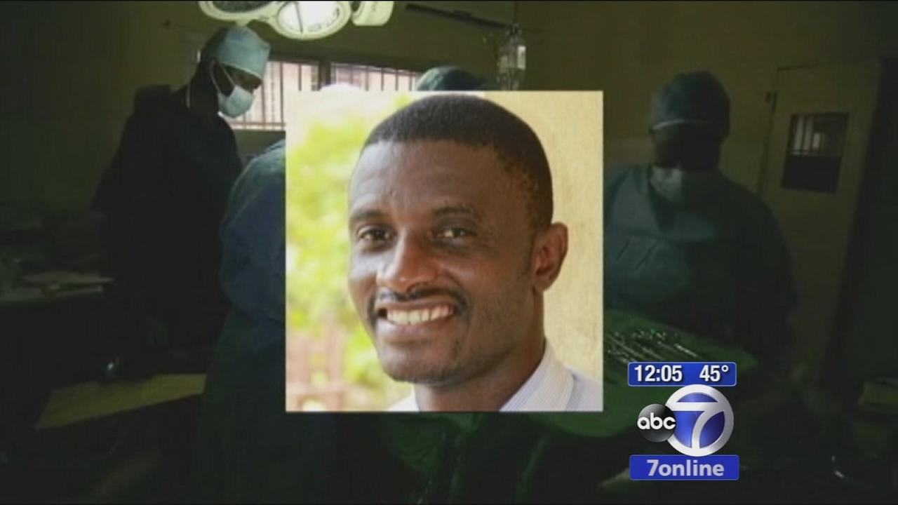 Ebola-stricken American doctor passes away