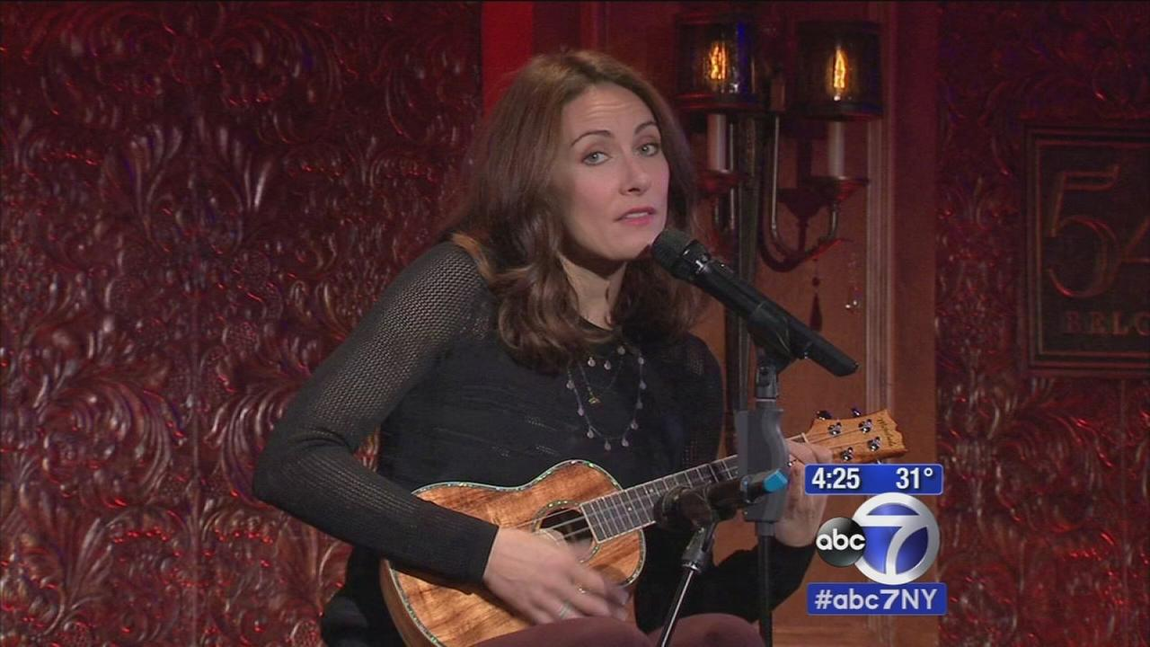 New Jersey native now starring in Nashville