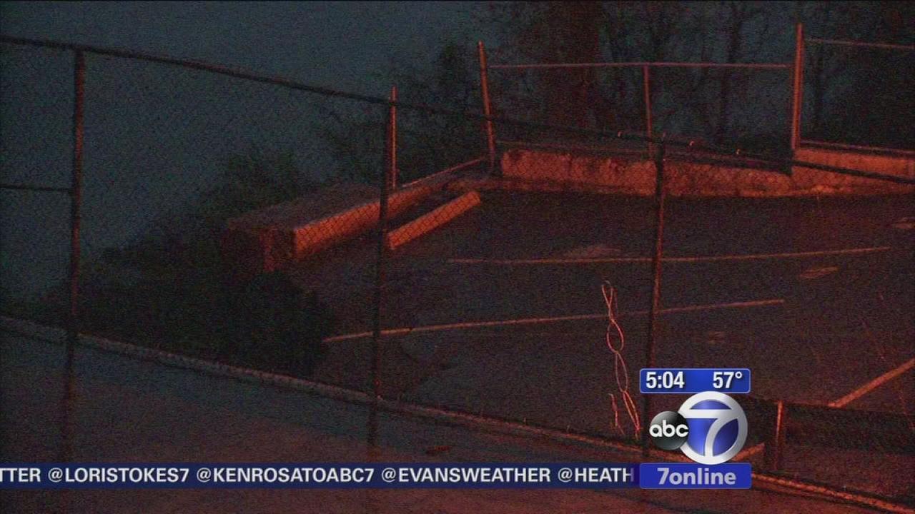 Rains trigger mudslide onto Metro-North tracks
