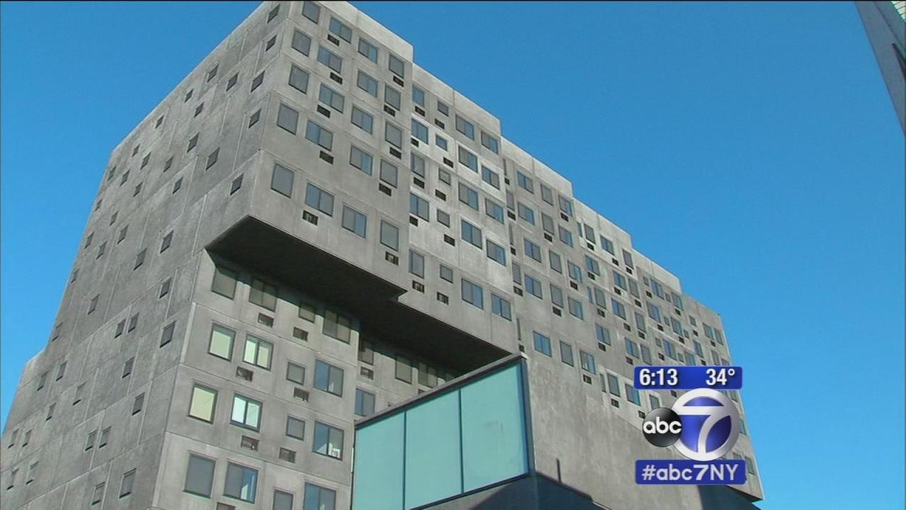 Families move in to new affordable housing complex