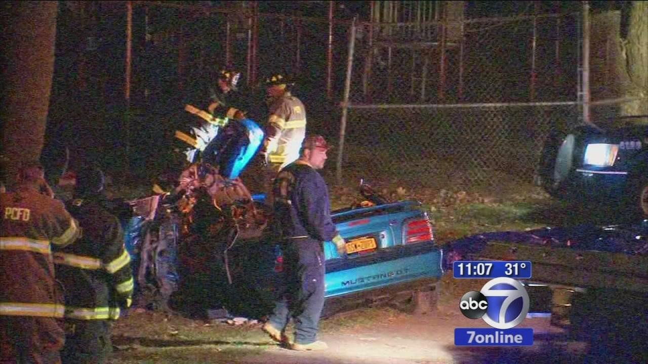 One teen killed, another injured in Port Chester crash