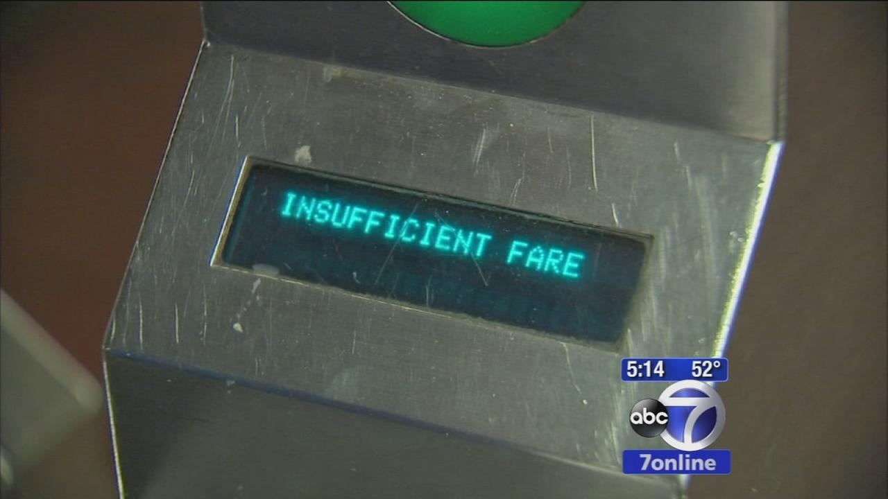 Problems with MetroCards frustrates commuters