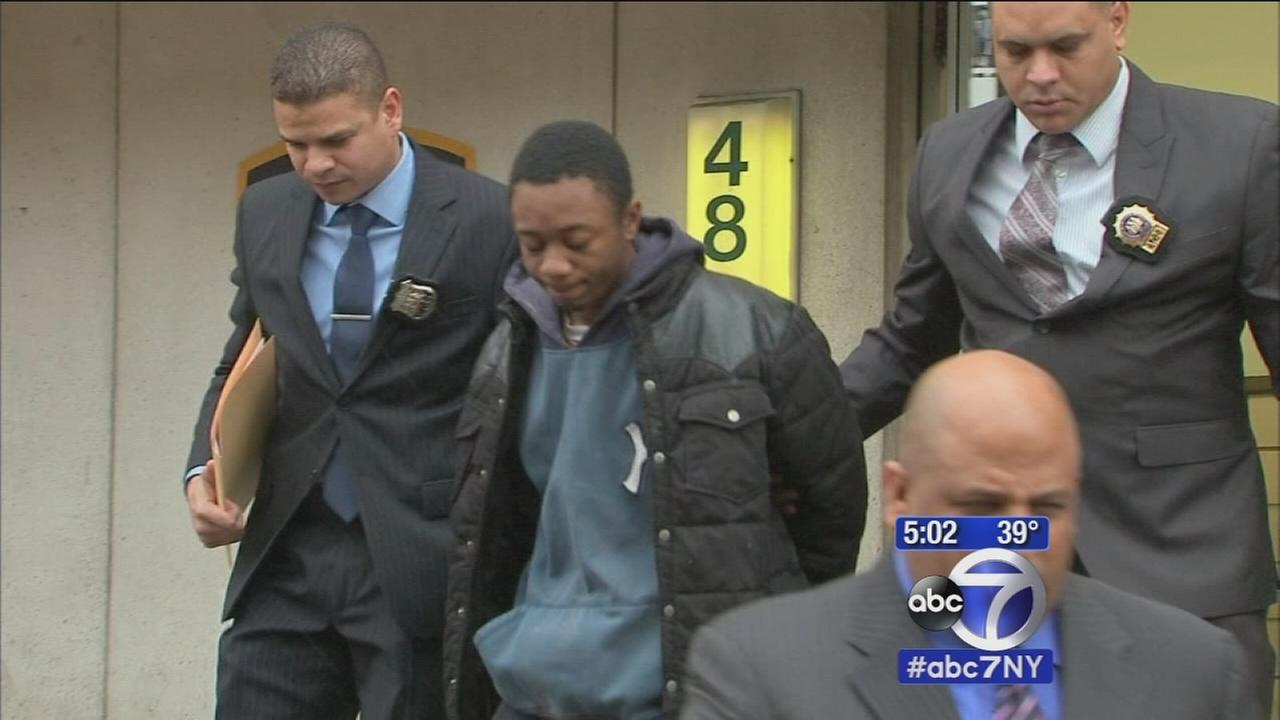 Suspect charged with drop kick of woman carrying baby speaks out