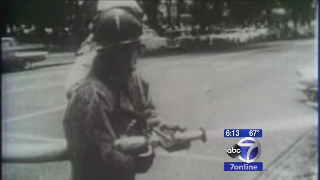 FDNY praised for denouncing hosing down of civil rights activists 51 years ago