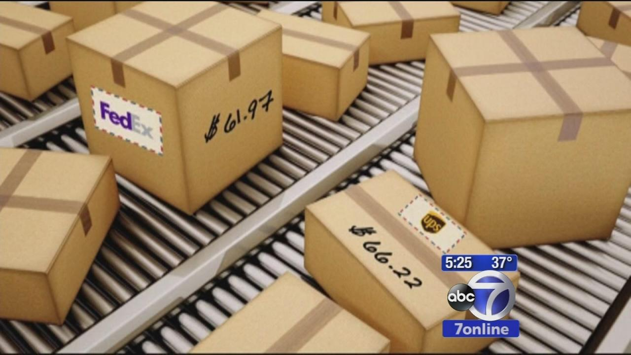 Tips to help your holiday packages reach their destinations