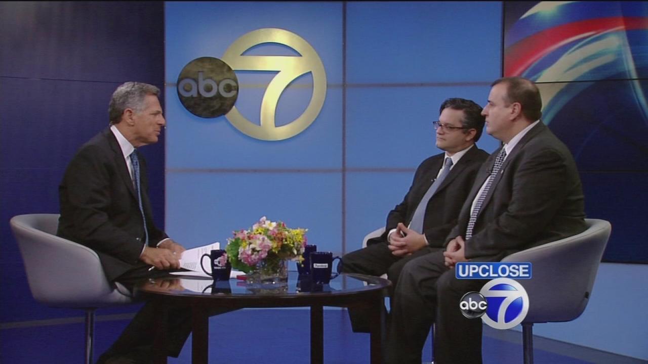 Up Close: 2-year anniversary of Sandy Hook shootings