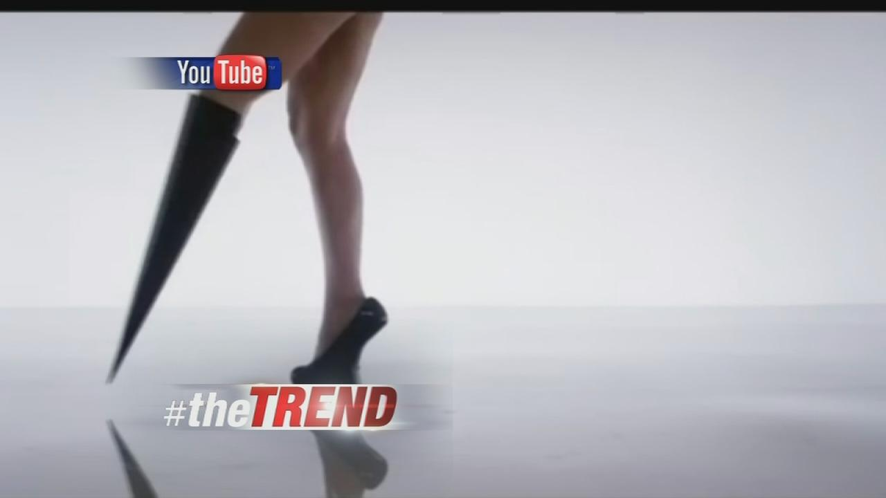 The Trend: Bionic pop artiste with prosthetic leg shatters sterotypes about people with disabilities in new music video