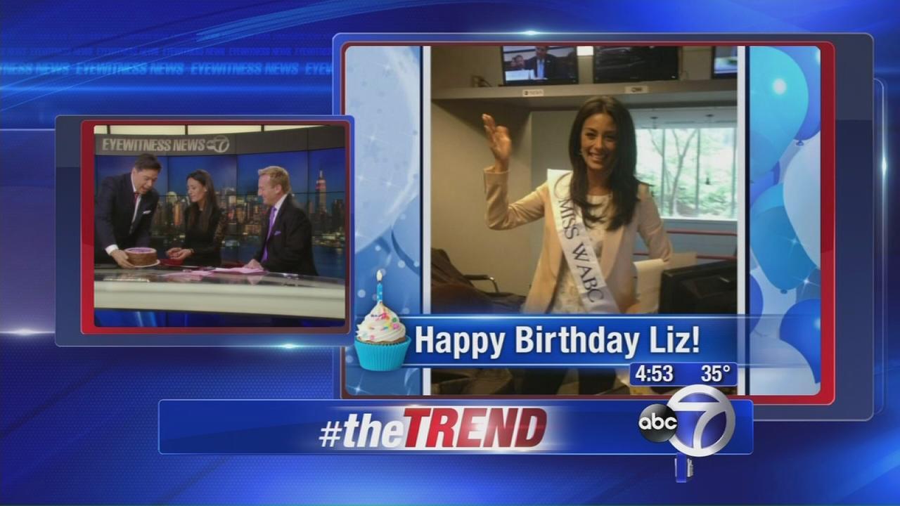 The Trend: Happy Birthday, Liz Cho!